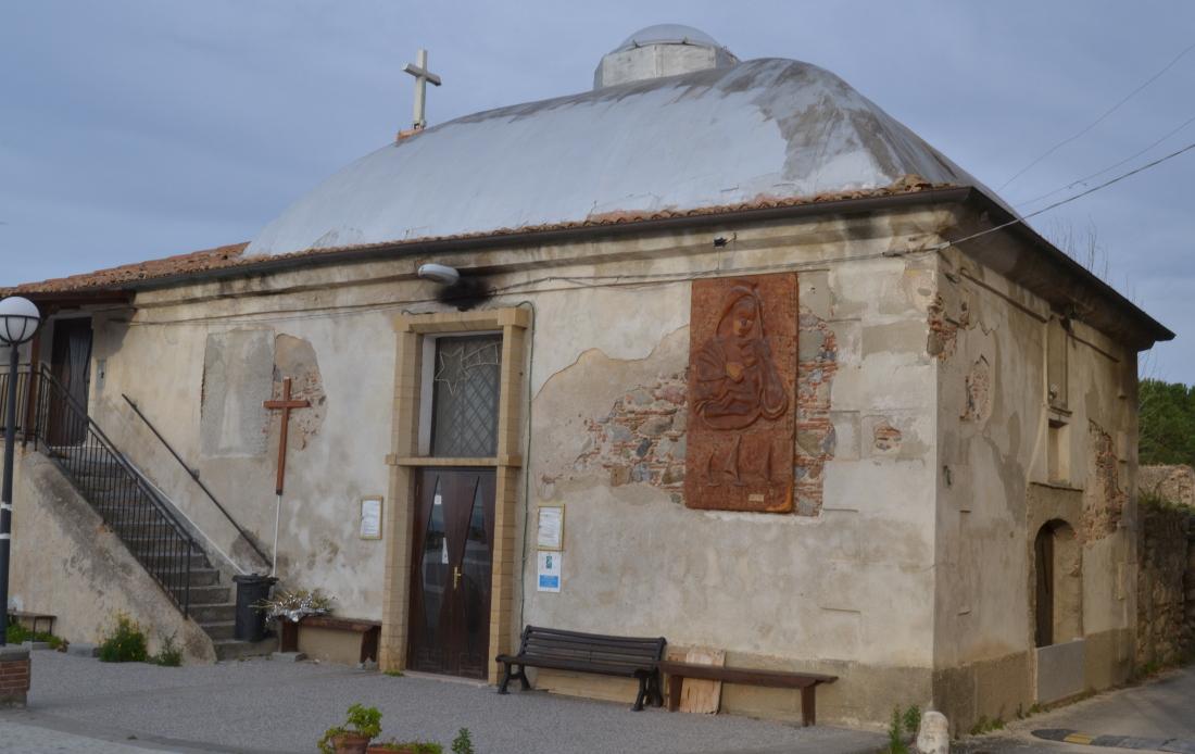 Chiesa SS. Maria Vergine Stella del Mare Viale Mediterraneo 87067 Rossano Scalo (CS)